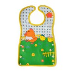 Chook farm waterproof bib