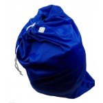 Large dark blue drawstring wetbag