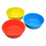 Re-Play Bowls 3 pack - Sky Blue / Red / Yellow