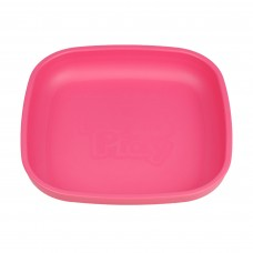 Re-Play Flat Plate - Bright Pink