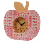 Tiger Tribe Paper Moon Alarm Clock - Apple