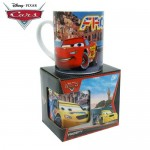 Disney Cars Frosty ceramic mug