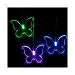 Glow light mobile - Butterfly