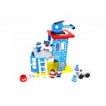 Police station playset