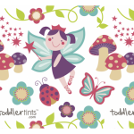 Toddler Tints - Fairy Garden